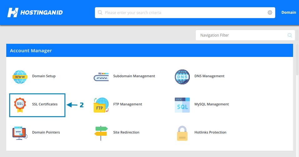 Install SSL Certificates
