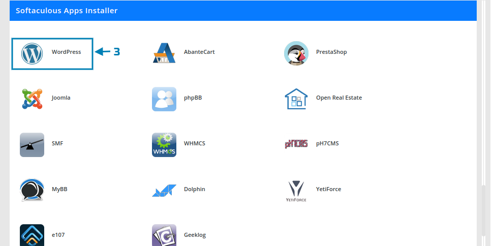 Panduan Cara Install WordPress via DirectAdmin